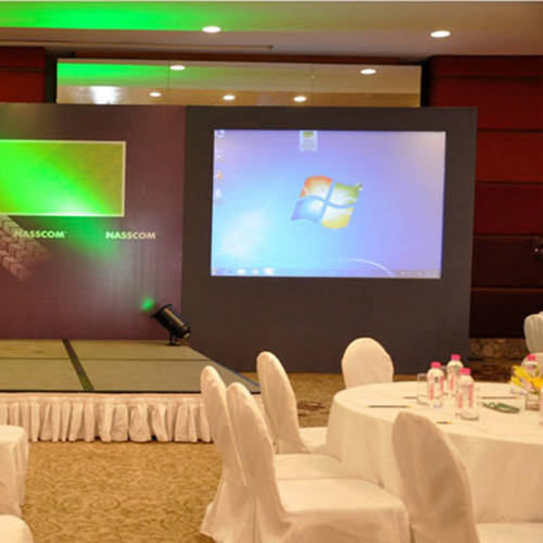 Projector on Hire in Delhi